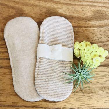 生理用ナプキンかぶれの救世主「布ナプキン」!実際の使い心地とお手入れ方法