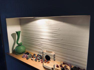 健康によいエコ素材、珪藻土と漆喰を比較。さらに「珪藻土配合漆喰」なるものも!
