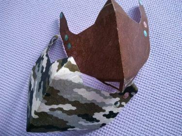 話題沸騰の和紙マスク「MeiMei」インタビューと、佐藤繊維からも新作和紙マスクが