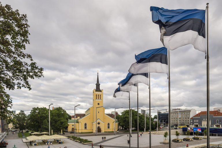 エストニア国旗
