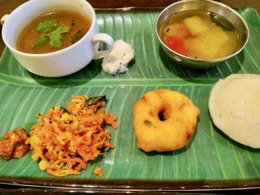レジェンド的南インド料理店「ケララの風 モーニング」で、ここだけの本格派朝食を
