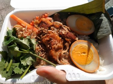 ベトナム食堂「ダイナーヴァン」は朝ご飯もおすすめ!レア度高めな3種のおこわ食べ比べ
